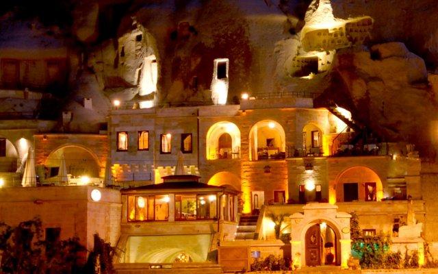 Miras Hotel - Special Class Турция, Гёреме - отзывы, цены и фото номеров - забронировать отель Miras Hotel - Special Class онлайн вид на фасад