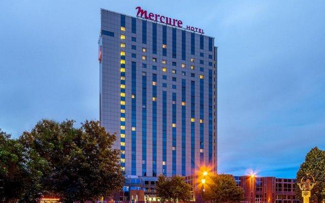 Отель Mercure Gdańsk Stare Miasto Польша, Гданьск - отзывы, цены и фото номеров - забронировать отель Mercure Gdańsk Stare Miasto онлайн вид на фасад