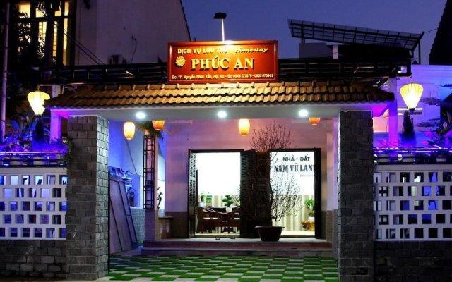 Отель Phuc An Homestay вид на фасад