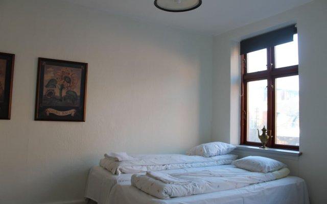 Апартаменты Frankrigsgade 10 Apartment комната для гостей