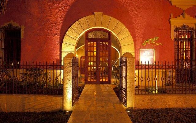 Rosas & Xocolate Boutique Hotel+Spa вид на фасад