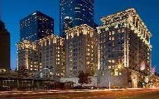 Отель Oakwood At Metro 417 США, Лос-Анджелес - отзывы, цены и фото номеров - забронировать отель Oakwood At Metro 417 онлайн вид на фасад