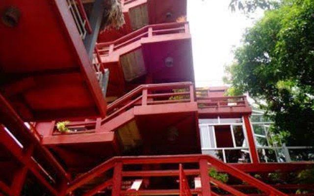 Отель Maya Vista Гондурас, Тела - отзывы, цены и фото номеров - забронировать отель Maya Vista онлайн вид на фасад