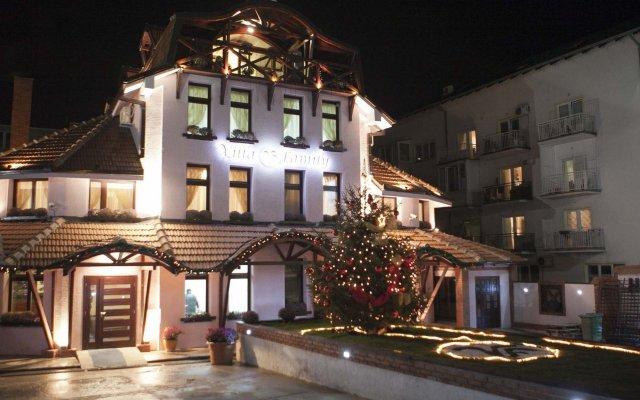 Отель Garni Hotel Villa Family Сербия, Белград - отзывы, цены и фото номеров - забронировать отель Garni Hotel Villa Family онлайн вид на фасад