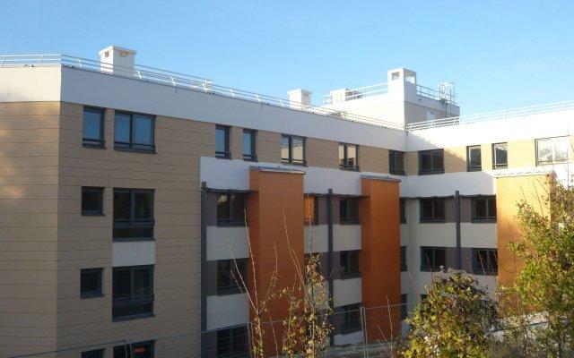 Отель Villa Bellagio IGR Villejuif вид на фасад