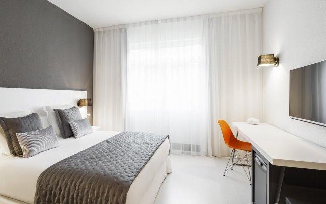 Отель Ilunion Hotel Bilbao Испания, Бильбао - 2 отзыва об отеле, цены и фото номеров - забронировать отель Ilunion Hotel Bilbao онлайн комната для гостей