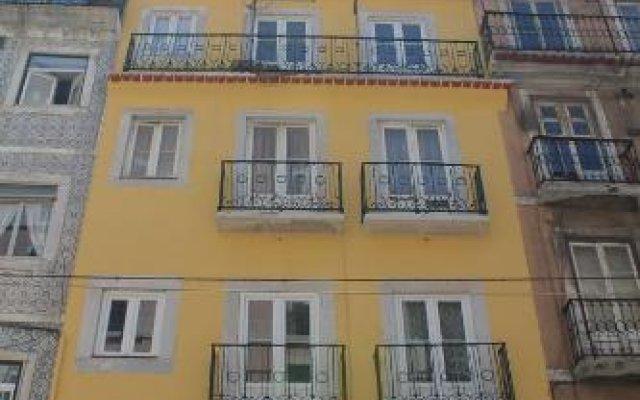 Отель Inn Chiado Португалия, Лиссабон - отзывы, цены и фото номеров - забронировать отель Inn Chiado онлайн вид на фасад