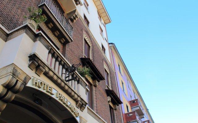 Hotel Palladio вид на фасад