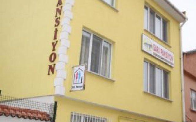 Sari Pansiyon Турция, Эдирне - отзывы, цены и фото номеров - забронировать отель Sari Pansiyon онлайн вид на фасад