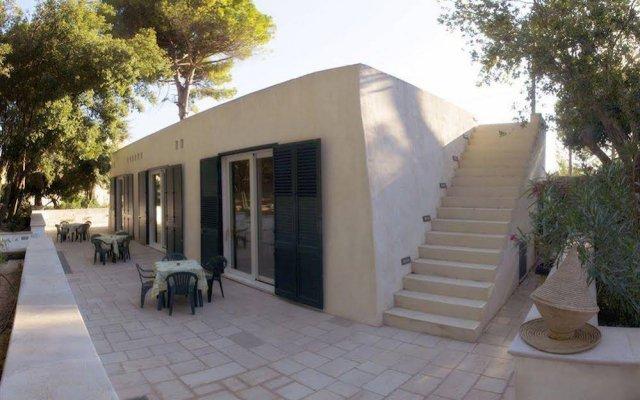 Отель Villa Arditi Пресичче вид на фасад