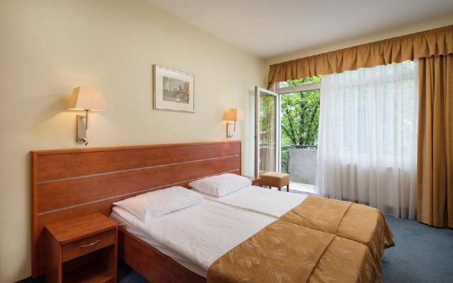 Отель Benczúr Будапешт комната для гостей
