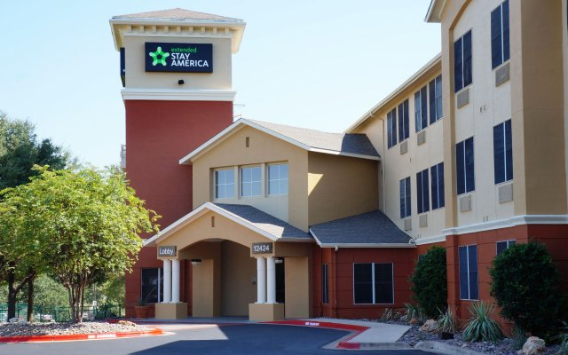 Отель Extended Stay America Austin - Northwest - Research Park вид на фасад