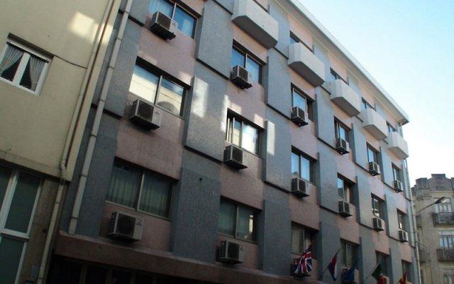 Hotel Sao Jose вид на фасад