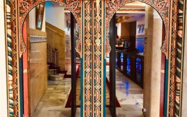 Отель Hôtel Mamora Марокко, Танжер - 1 отзыв об отеле, цены и фото номеров - забронировать отель Hôtel Mamora онлайн вид на фасад