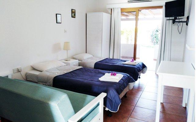 Отель Blue Peter Apartments Кипр, Протарас - отзывы, цены и фото номеров - забронировать отель Blue Peter Apartments онлайн комната для гостей