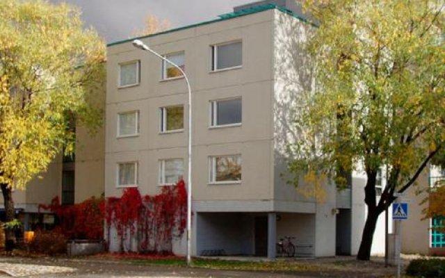 Summer Hotel Elli Йоенсуу вид на фасад