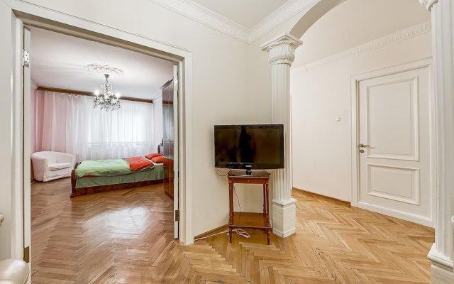 Апартаменты Prime Host apartments on Olimpiyskiy Москва комната для гостей