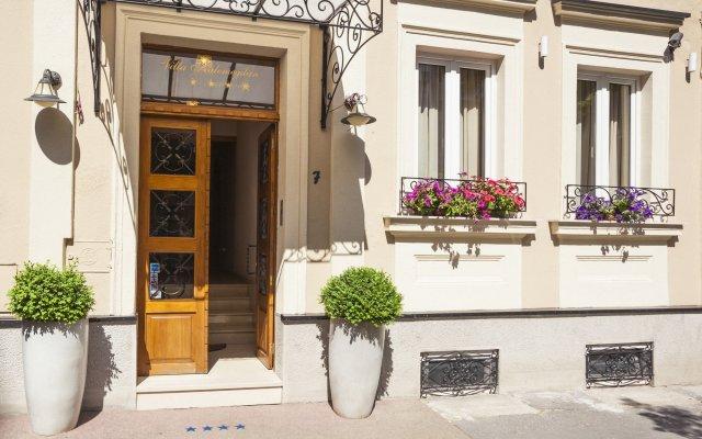 Отель Villa Kalemegdan Сербия, Белград - отзывы, цены и фото номеров - забронировать отель Villa Kalemegdan онлайн вид на фасад
