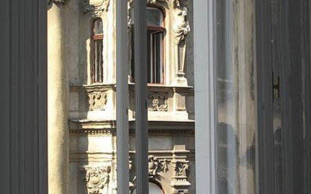Отель Rosa Linde - Comfort B&B Австрия, Вена - отзывы, цены и фото номеров - забронировать отель Rosa Linde - Comfort B&B онлайн вид на фасад