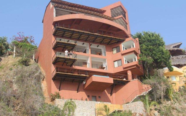 Отель Casa Sandbar Мексика, Сиуатанехо - отзывы, цены и фото номеров - забронировать отель Casa Sandbar онлайн вид на фасад