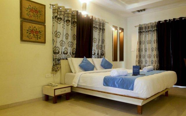 Отель FabHotel Empire Deluxe SafdarjungEnclave комната для гостей