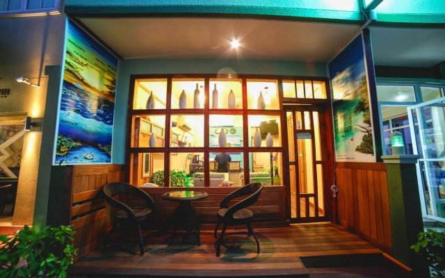 Relax Beach Inn in North Male Atoll, Maldives from 96$, photos, reviews - zenhotels.com hotel front