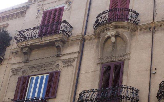 Отель Casa Vacanze Palazzolo вид на фасад