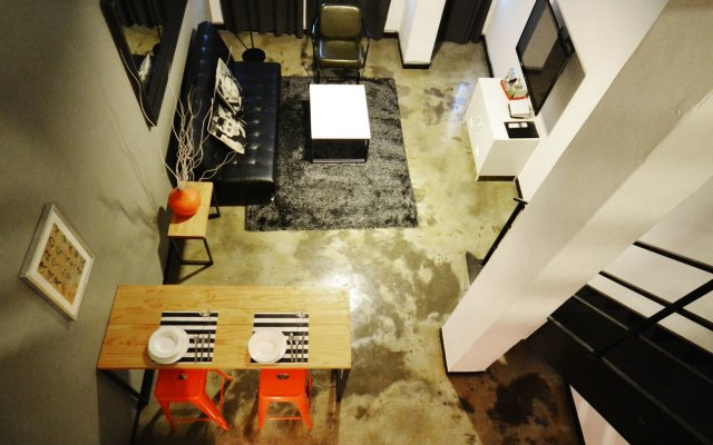 Апарт-Отель Seoul Loft Сеул комната для гостей