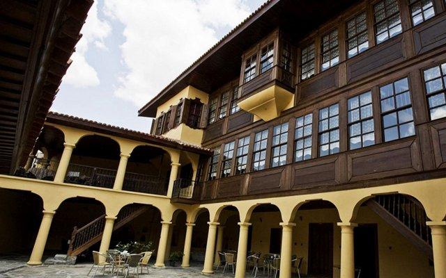 Anemon Hotel Kula вид на фасад