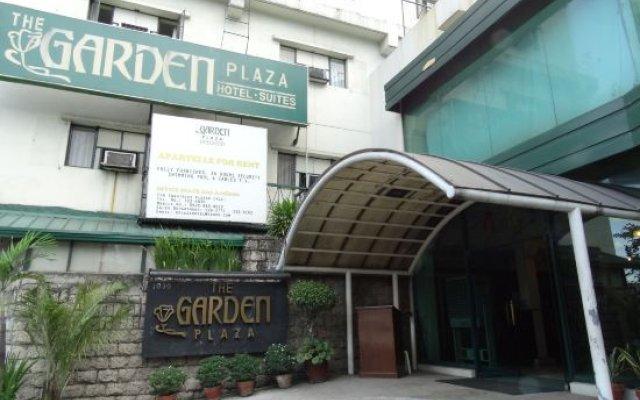 Отель Garden Plaza Hotel Филиппины, Манила - отзывы, цены и фото номеров - забронировать отель Garden Plaza Hotel онлайн вид на фасад