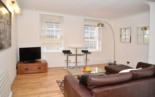 Апартаменты Piccadilly Circus & Chinatown Apartments комната для гостей