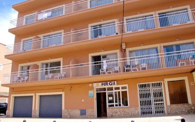 Hotel Gabarda & Gil вид на фасад
