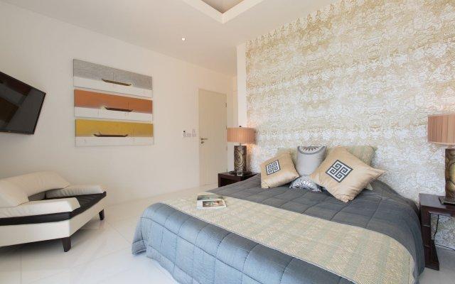 Отель Villa Patrick Pattaya комната для гостей