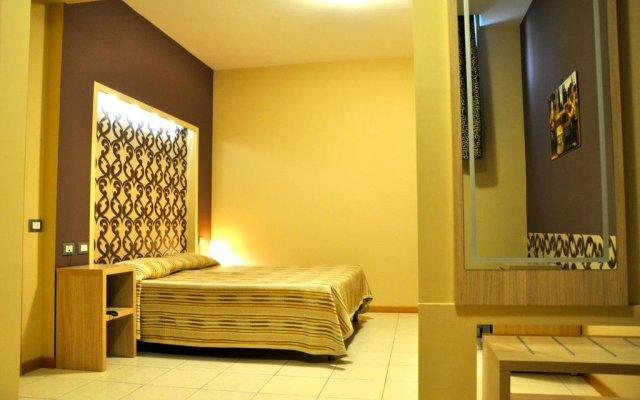 Отель Letto & Riletto Монтекассино комната для гостей