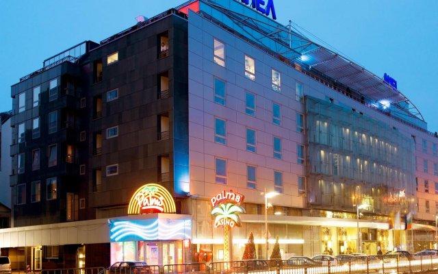 Отель Анел вид на фасад