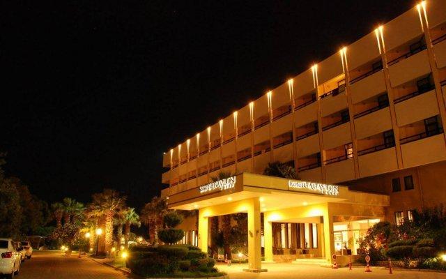 Babaylon Hotel Турция, Чешме - отзывы, цены и фото номеров - забронировать отель Babaylon Hotel онлайн вид на фасад