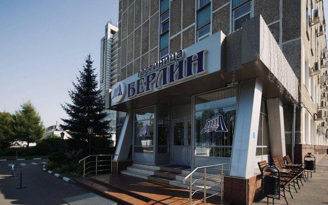 Гостиница Берлин в Москве - забронировать гостиницу Берлин, цены и фото номеров Москва вид на фасад