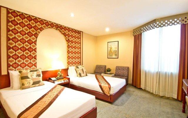 Отель Fortuna Hotel Таиланд, Бангкок - отзывы, цены и фото номеров - забронировать отель Fortuna Hotel онлайн комната для гостей