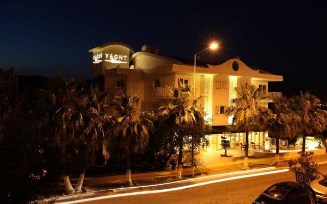 Yacht Classic Hotel - Boutique Class Турция, Гёчек - отзывы, цены и фото номеров - забронировать отель Yacht Classic Hotel - Boutique Class онлайн вид на фасад