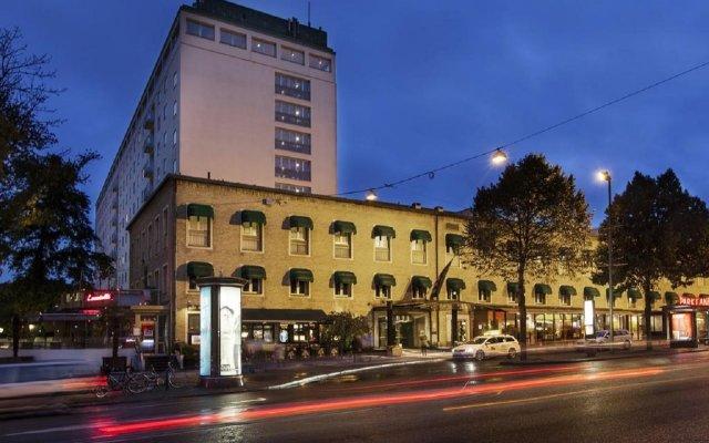 Отель Elite Park Avenue Hotel Швеция, Гётеборг - отзывы, цены и фото номеров - забронировать отель Elite Park Avenue Hotel онлайн вид на фасад