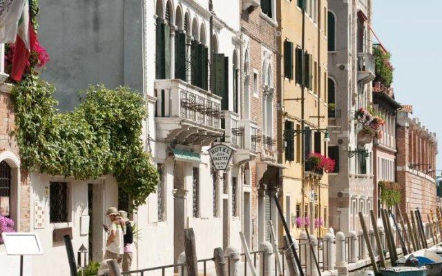 Host Hotel Venice Венеция вид на фасад