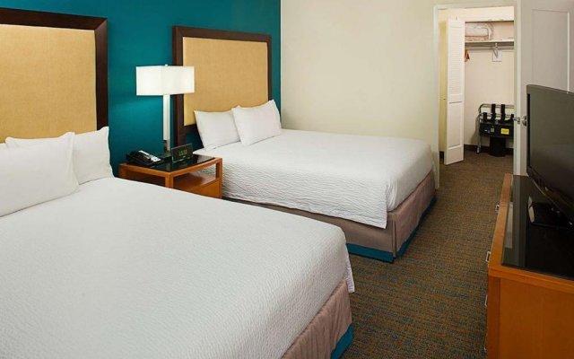 Отель Residence Inn Washington, DC/Foggy Bottom США, Вашингтон - отзывы, цены и фото номеров - забронировать отель Residence Inn Washington, DC/Foggy Bottom онлайн комната для гостей