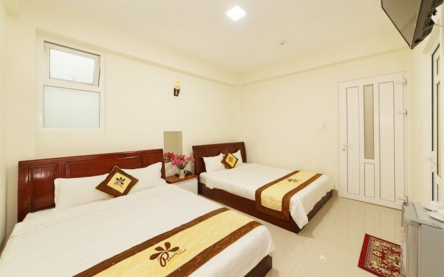 7S Hotel An Phu Далат вид на фасад