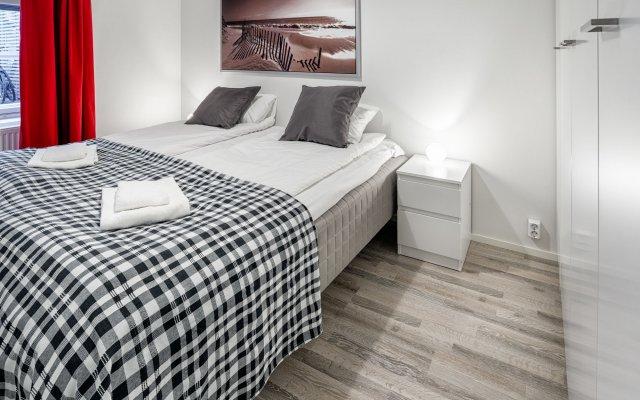 Отель Experience Living Urban Apartments Финляндия, Хельсинки - 4 отзыва об отеле, цены и фото номеров - забронировать отель Experience Living Urban Apartments онлайн комната для гостей
