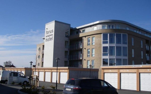 Отель Forus Leilighetshotel Норвегия, Санднес - отзывы, цены и фото номеров - забронировать отель Forus Leilighetshotel онлайн вид на фасад