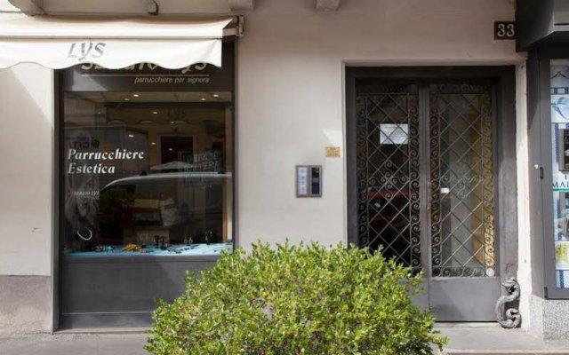 Отель Hemeras Boutique Hotel Италия, Милан - отзывы, цены и фото номеров - забронировать отель Hemeras Boutique Hotel онлайн вид на фасад