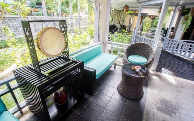 Отель Rummana Boutique Resort Таиланд, Самуи - отзывы, цены и фото номеров - забронировать отель Rummana Boutique Resort онлайн вид на фасад