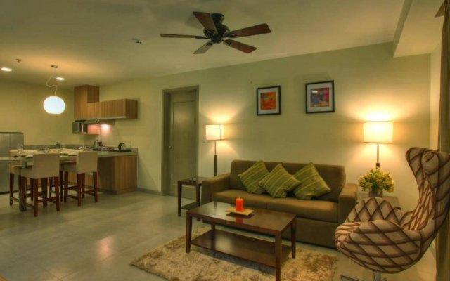 Отель Azalea Residences Baguio Филиппины, Багуйо - отзывы, цены и фото номеров - забронировать отель Azalea Residences Baguio онлайн комната для гостей