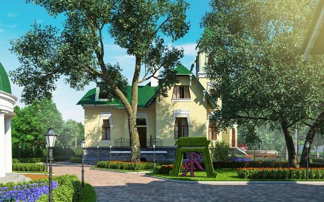 Отель The Park Mansion Эстония, Таллин - отзывы, цены и фото номеров - забронировать отель The Park Mansion онлайн вид на фасад