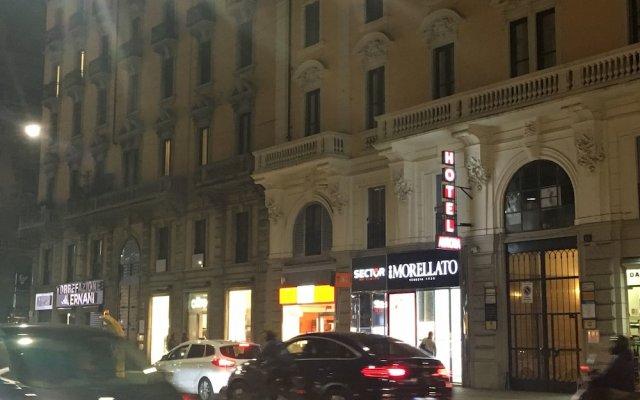 Hotel Aurora вид на фасад